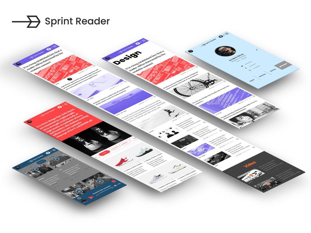 Sprint Reader